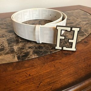 Fendi Men belt